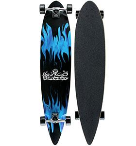 Krown-Blue-Flame-Complete-Longboard