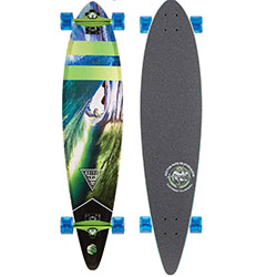 Sector 9 ledger complete 40 inch longboard