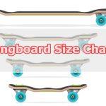 Longboard Size Chart