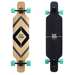 Playshion Drop Through Longboard