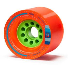 widest longboard wheels