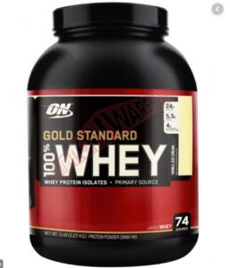 Best Whey Protein : Gold Standard 100% Whey Protein Powder