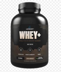 Legion Whey+ best whey protein powder