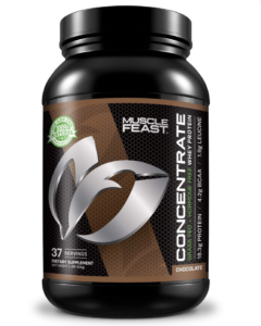 Muscle Feast Grass Fed Isolate Whey Protein