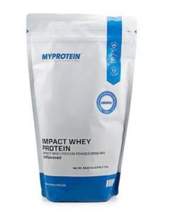 Myprotein Impact Whey Isolate Protein Powder
