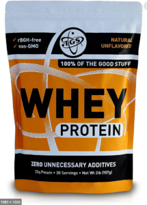 TGS Nutrition Whey Protein Powder