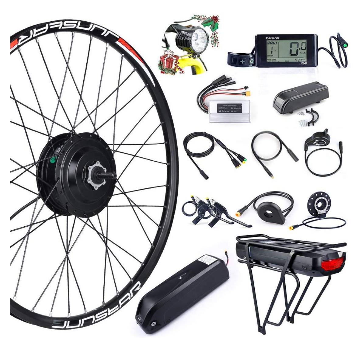 Cheapest & the Best Electric Bike Conversion Kit