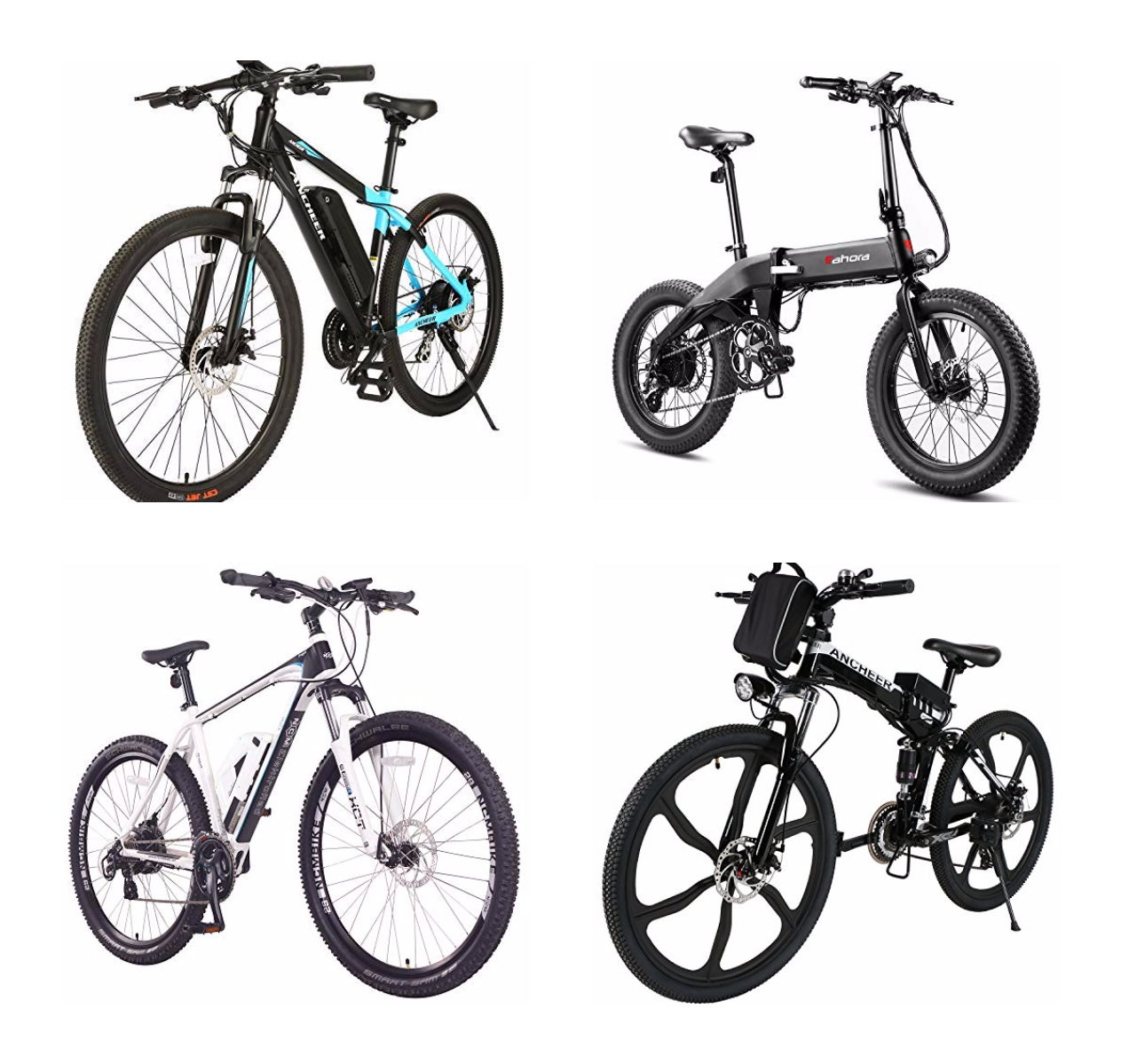 Best Electric Bikes Under 1000