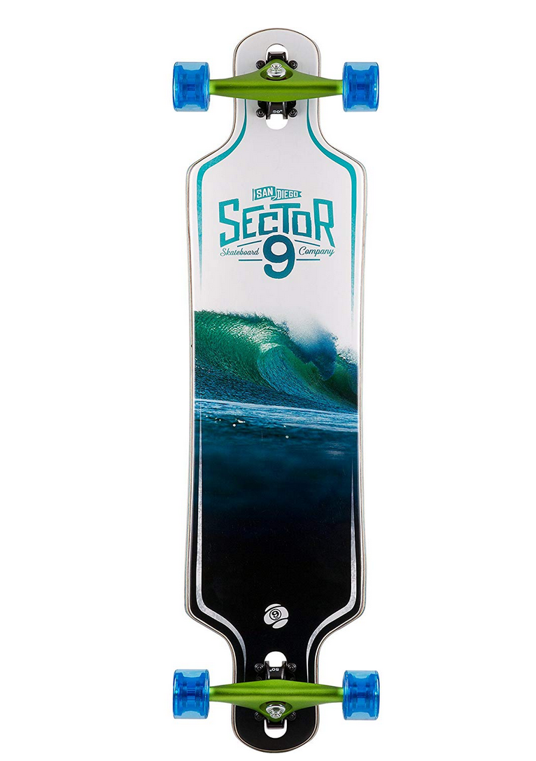Sector 9 Bob Marley Exodus Complete 39 Inch