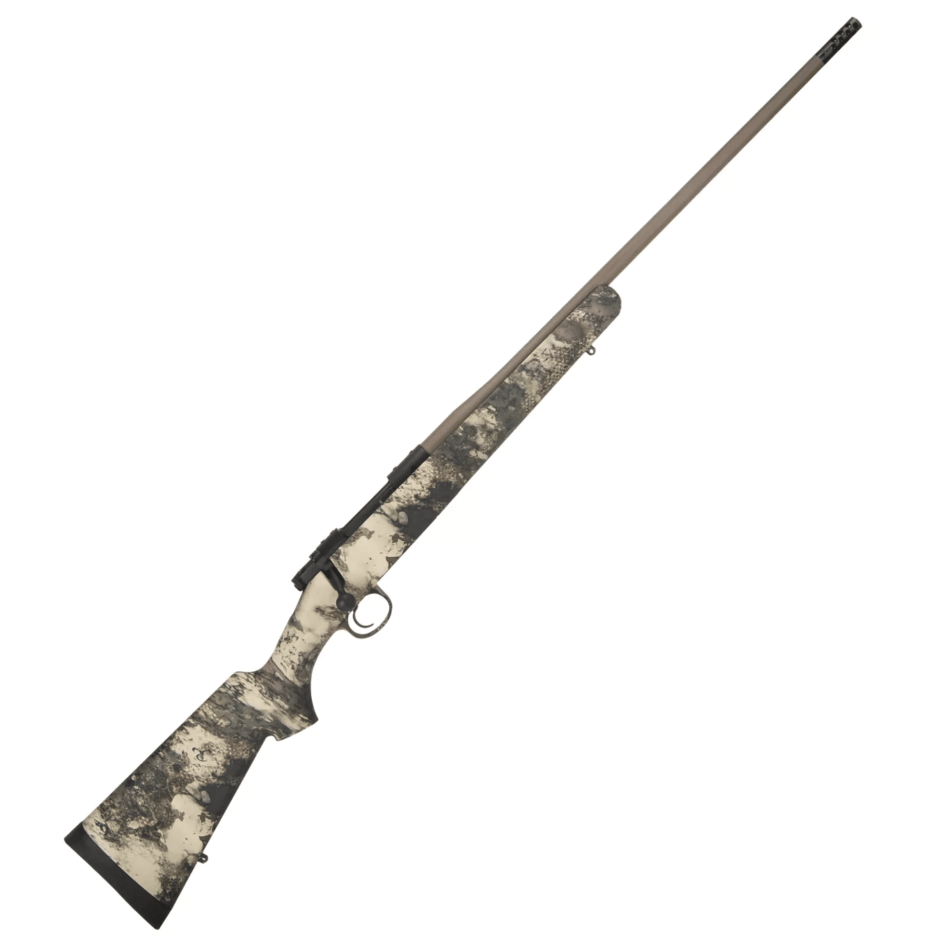 Kimber Hunter Pro Bolt-Action Rifle with TrueTimber O2 Octane Camo Stock