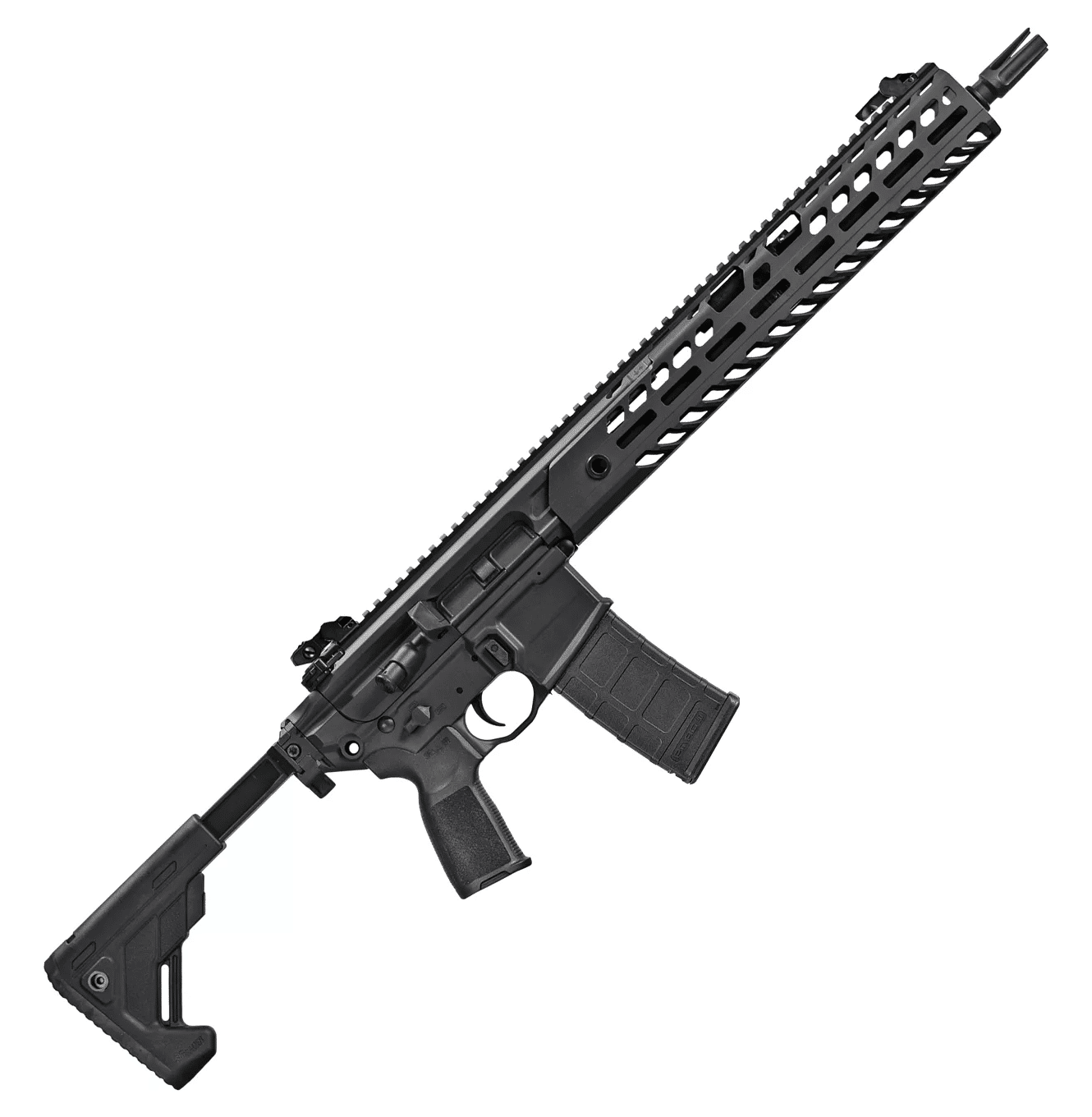 Sig Sauer MCX Noctis Patrol Semi-Auto Rifle with Folding Sights